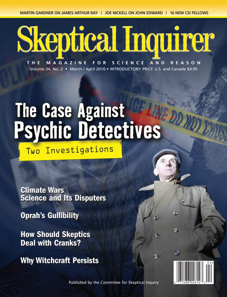 Psychic Defective: Sylvia Browne's History of Failure