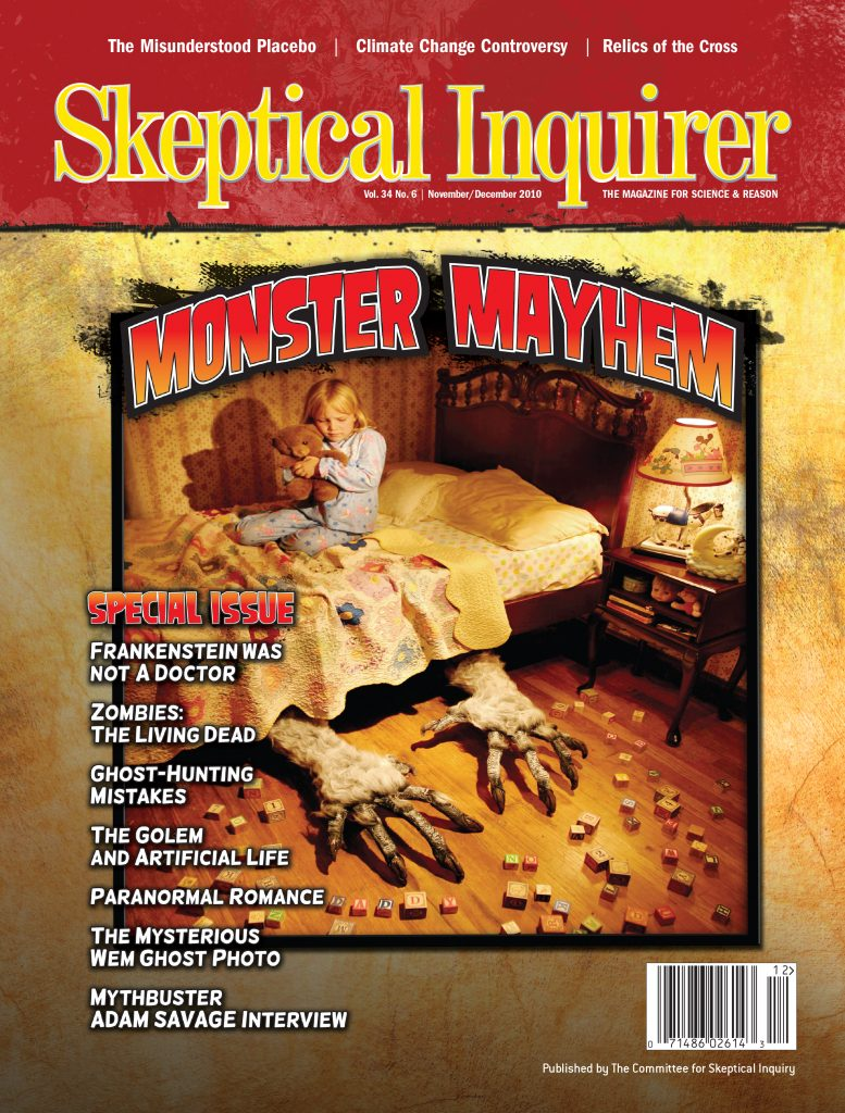 Ghost-Hunting Mistakes | Skeptical Inquirer