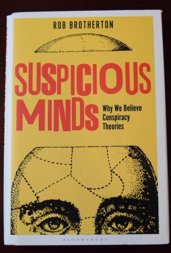 Suspicious Minds HC