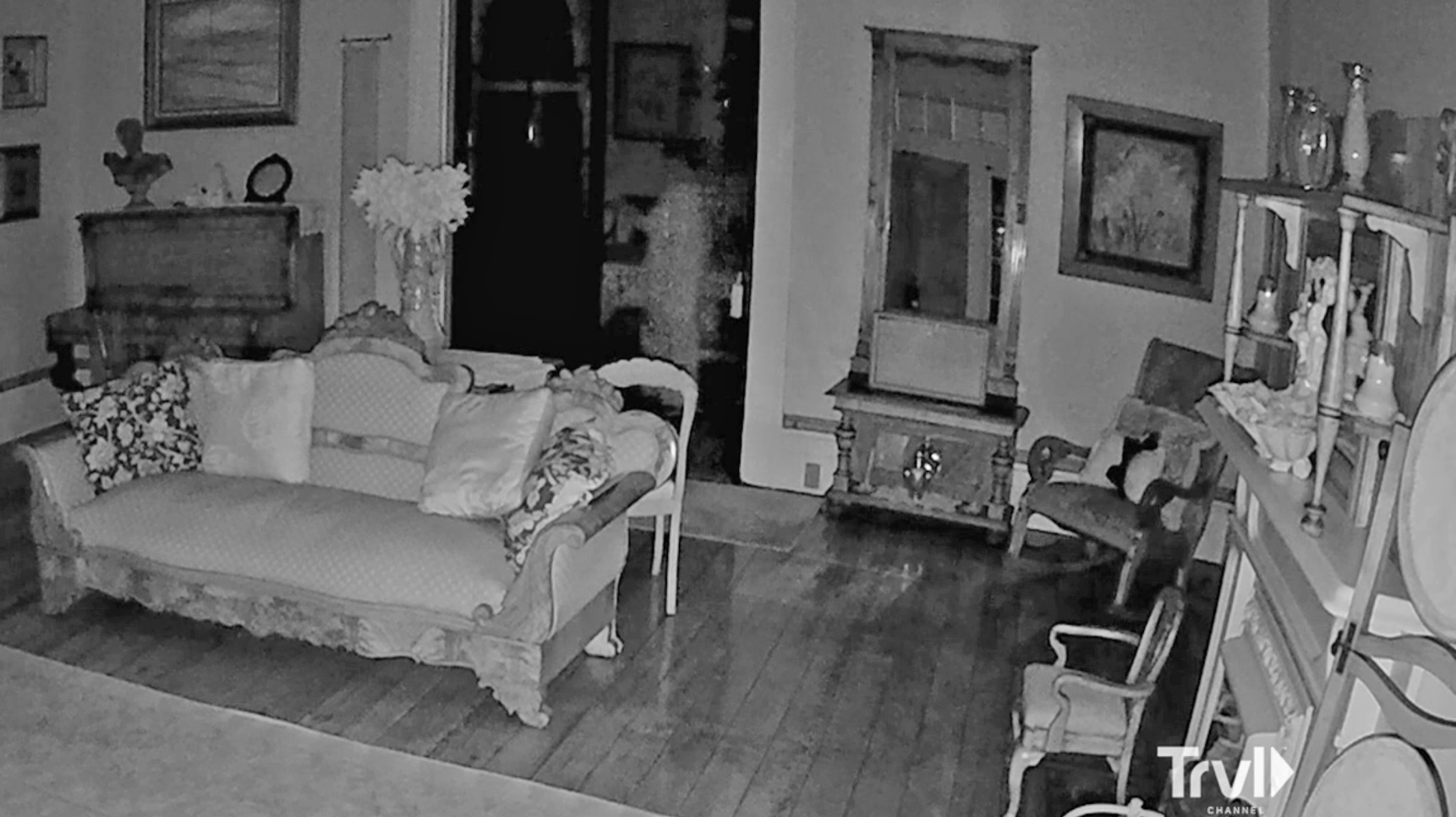 New Paranormal Show Claims They Caught an 'Apparition' on