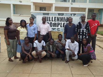 Some members of Maseno Freethinkers
