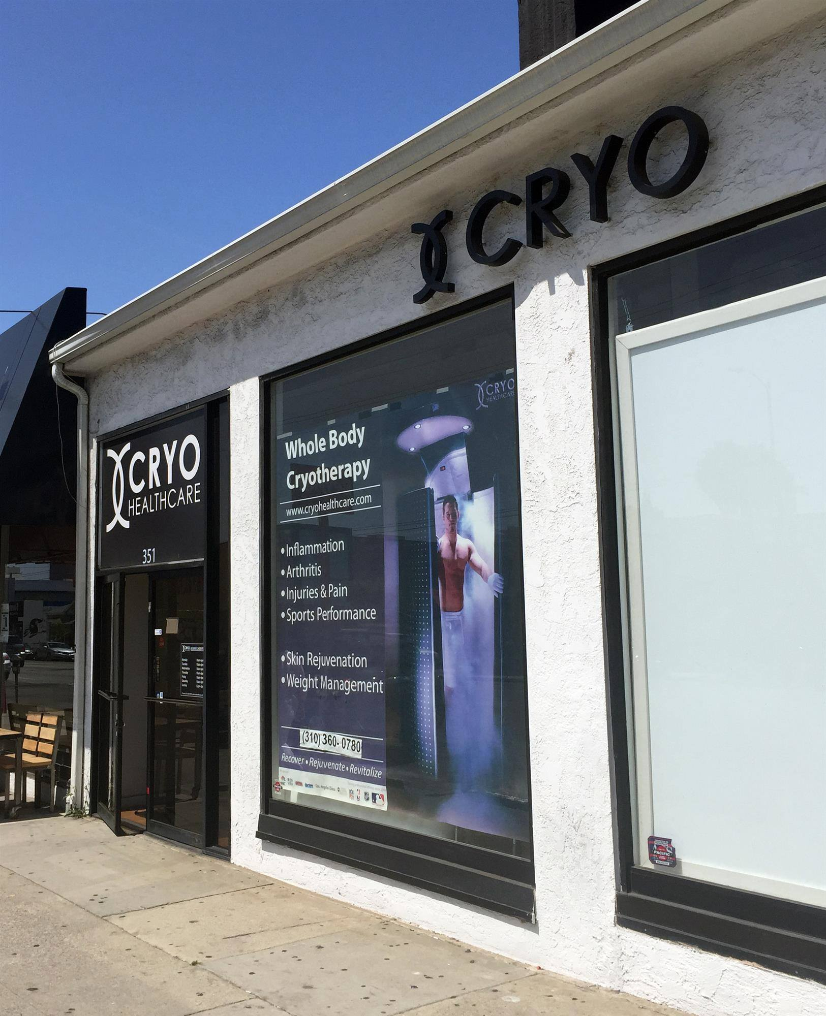 Cryohealthcare in West Hollywood