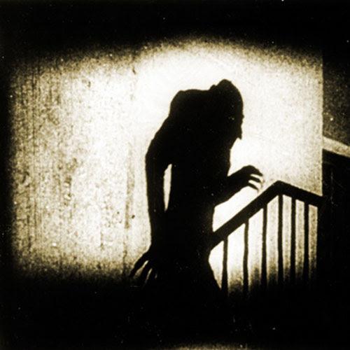 Image from the movie Nosferatu