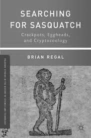 Searching for Sasquatch book cover