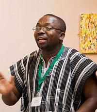 Nigerian activist Leo Igwe