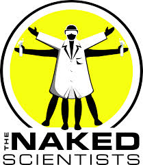 The Naked Scientist podcast logo