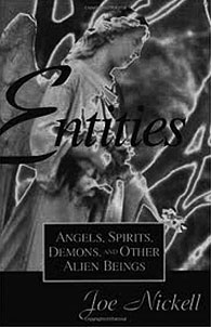 Entities book cover