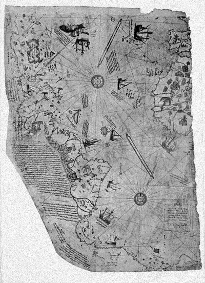 Piri Re'is Map