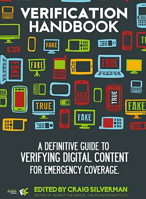 Verification Handbook cover